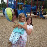 EmmaClaire and Rebecca Anne