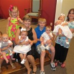 Mimi and her grandkids!