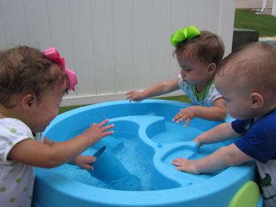 Splash!  Splash!